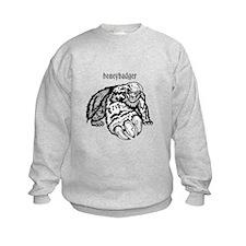 honeybadger claw Sweatshirt