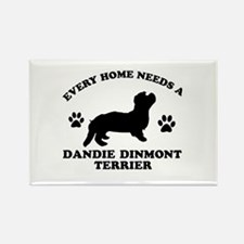 Every home needs a Dandie Dinmont Terrier Rectangl