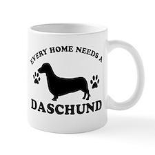 Every home needs a Daschund Mug