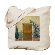 StephanieAM Wood Door Tote Bag