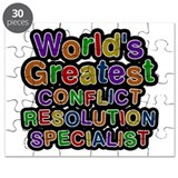 Conflict resolution Puzzles