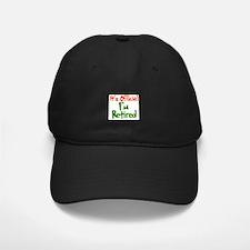 Retirement Fun! Baseball Hat