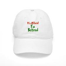 Retirement Fun! Cap