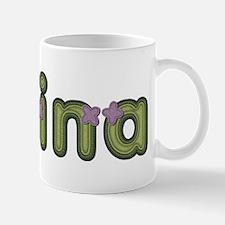 Selina Spring Green Mug