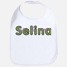 Selina Spring Green Bib