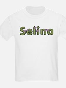 Selina Spring Green T-Shirt