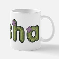 Sasha Spring Green Mug