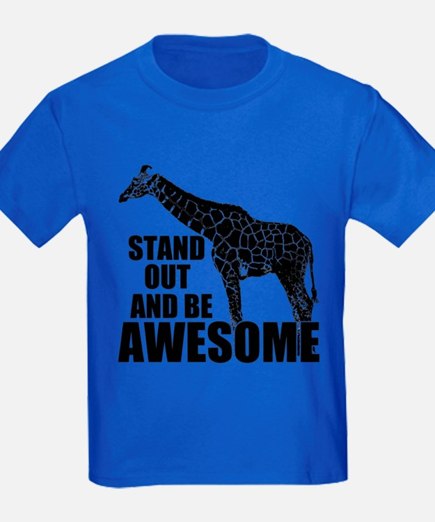 Awesome Giraffe T