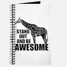 Awesome Giraffe Journal