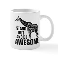 Awesome Giraffe Mug