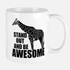 Awesome Giraffe Mug