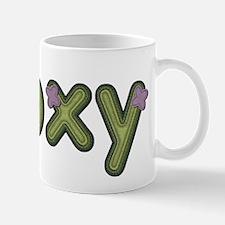 Roxy Spring Green Mug