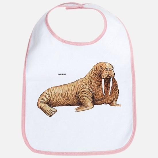 Walrus Animal Bib