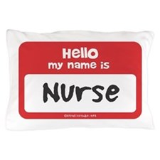 RN 2013 Name Tag Pillow Case
