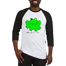 Senor Pirate Froggie Baseball Jersey