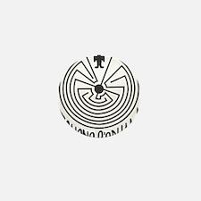 Tohono O'Odham Nation Mini Button