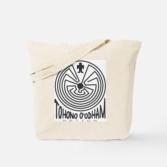 Tohono O'Odham Nation Tote Bag