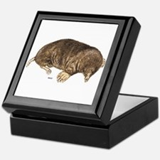 Mole Animal Keepsake Box