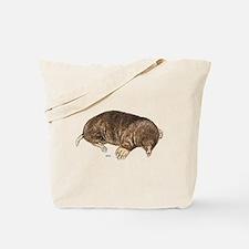 Mole Animal Tote Bag