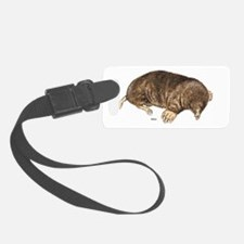 Mole Animal Luggage Tag