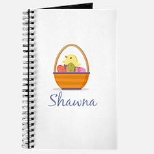 Easter Basket Shawna Journal