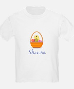 Easter Basket Shawna T-Shirt