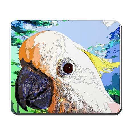 Cockatoo Mousepad