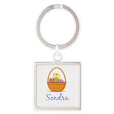 Easter Basket Sondra Keychains
