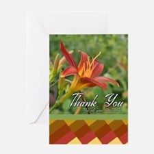 Thank You Business Greeting Card