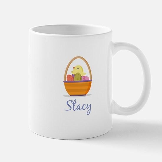 Easter Basket Stacy Mug