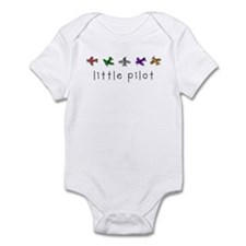 Little Pilot Infant Bodysuit