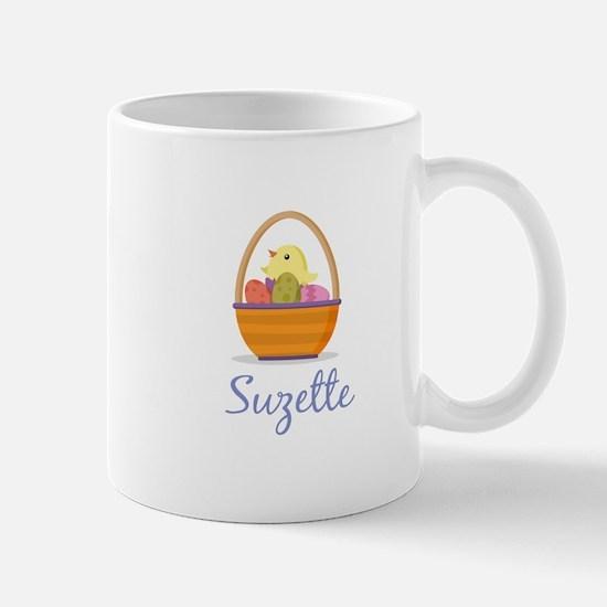 Easter Basket Suzette Mug