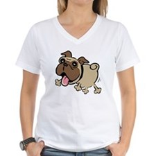 Leaping Pug Shirt