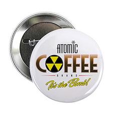 "Atomic Coffee 2.25"" Button"