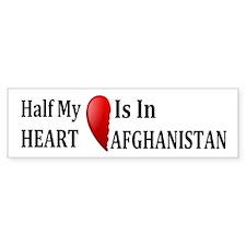 Afghanistan bumper Bumper Bumper Sticker