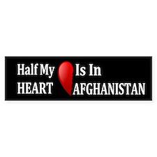 Afghanistan bumper dd Bumper Bumper Sticker