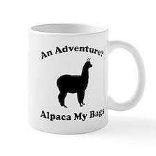 An Adventure? Alpaca My Bags Mug