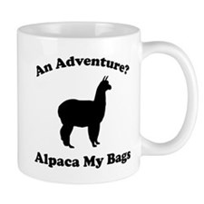 An Adventure? Alpaca My Bags Mug