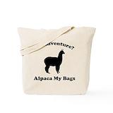 Alpaca bag Bags & Totes