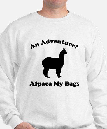 An Adventure? Alpaca My Bags Jumper