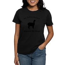 An Adventure? Alpaca My Bags Tee