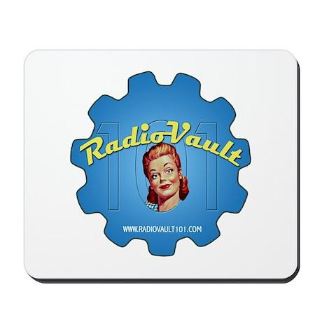 RadioVault 101 Her Mousepad