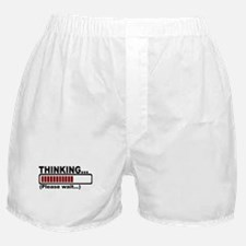thinking,please wait.png Boxer Shorts
