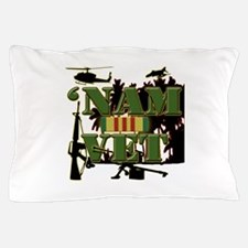 Vietnam Veteran Ribbon Pillow Case