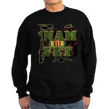 Vietnam Veteran Ribbon Sweatshirt