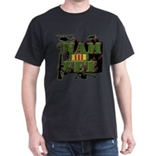 Vietnam Veteran Ribbon T-Shirt