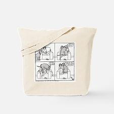 Softly Softly Poppy - Tote Bag