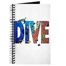 Scuba Dive! Journal