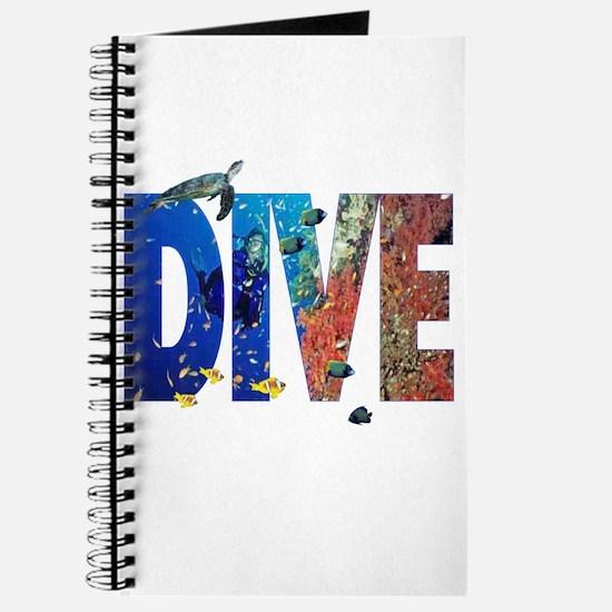 Scuba Dive! Journal