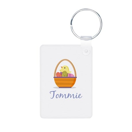 Easter Basket Tommie Keychains